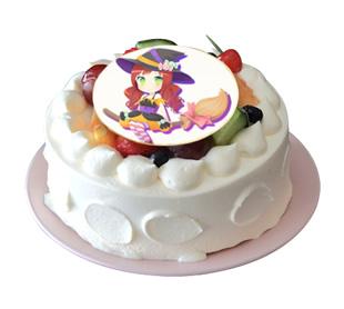 記念日のケーキにのイメージ